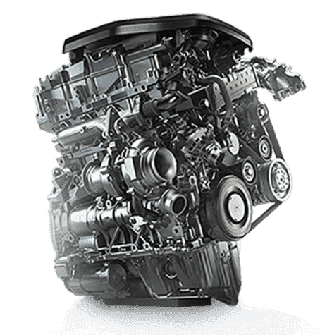 BMW 320d Engines